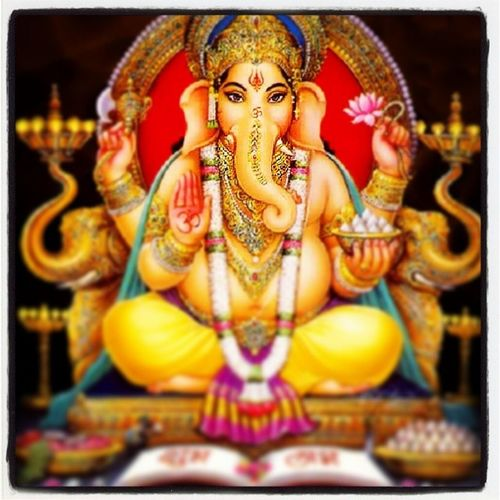 Jay Ganesha *~* Fé Protecao Auxilio Paz