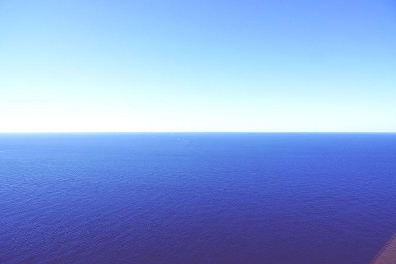 Color Palette Big Blue Ocean Hello World Mallorca Balearic Islands Wanderlust