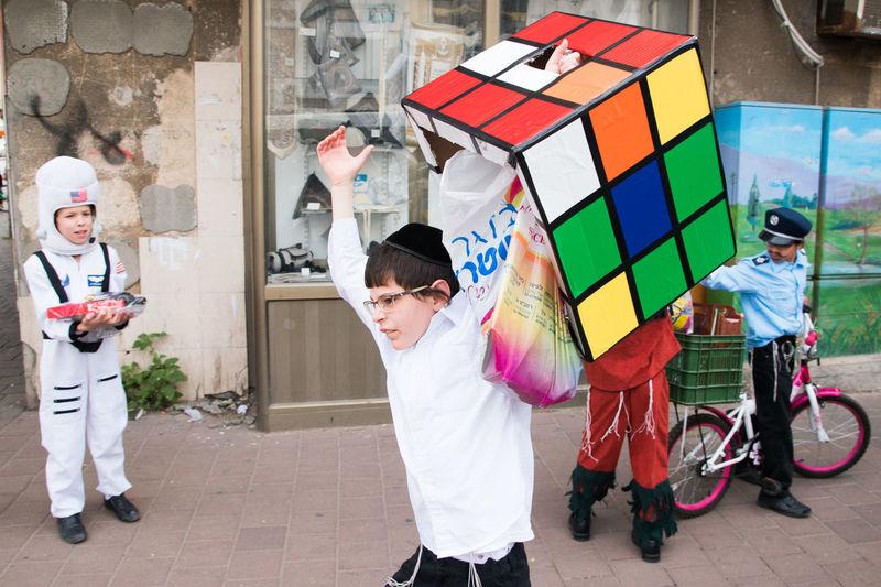 City City Life Costume Cube Hungariancube Outdoors