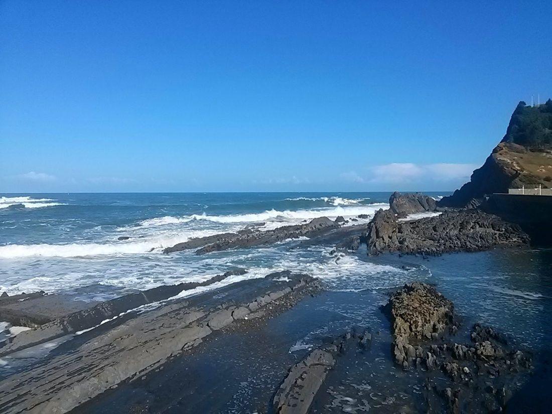 SPAIN Travel Destinations Pais Vasco Outdoors Mar Water Travel Sea Nature Miles Away