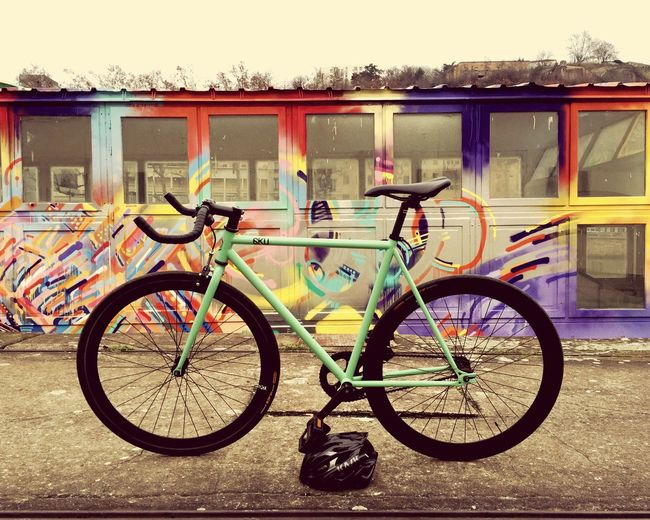 Pignon Fixe Fixie Bike 6ku IPhoneography Lyon