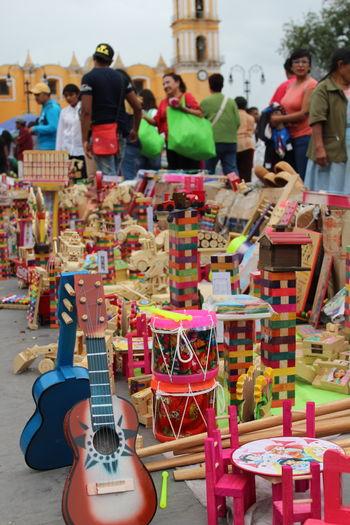 Mexico Toys