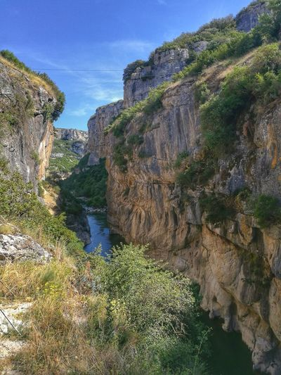 Foz de Lumbier III Navarra Fozdelumbier River Landscape Nature SPAIN Erosion Mountain Rocks Rocks And Water Parque Natural Navarre Turismo_navarra Tourism #España #travel Travel Paradise Wanderlust Sky Plant Rocky Mountains Eroded Canyon Rock Formation Geology