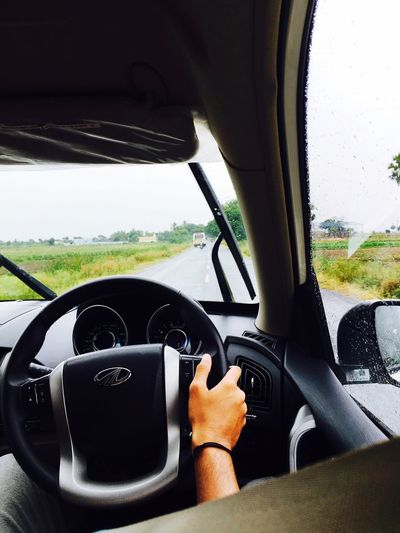 The Drive to cheerala beach With My Gang