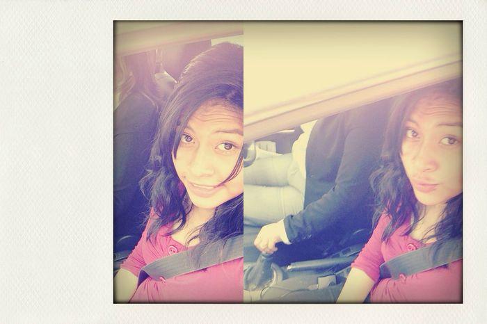 Selfie Copiloto Love♥ Happyday