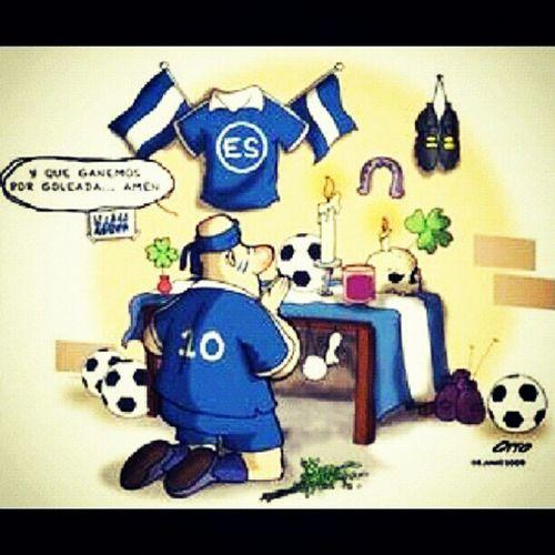 Good or bad I will root for my team! LaSelecta Selecta ESV ElSalvador  Salvadorian Salvadoreña soccer futbol