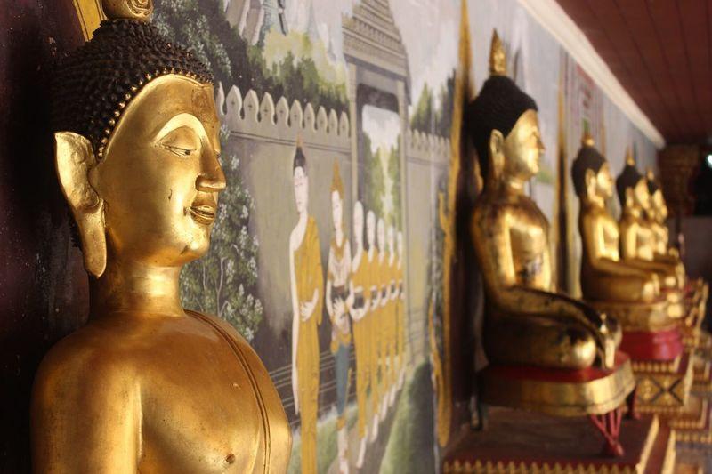 Buddha Statue Religion Bhudda Bhudda Statue Human Representation Art And Craft Representation Male Likeness Religion Belief Statue No People EyeEmNewHere