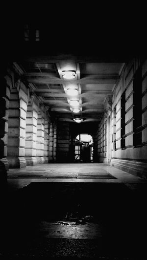Nottingham Council House Columns Dark Lines Parallel Lines Parallel Nottingham Councilhouse Council House Nottingham Council House Nottingham Council Built Structure Indoors  Architecture Illuminated City No People Night