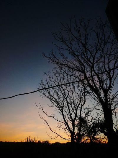 Sunset CRICIÚMA Brazil