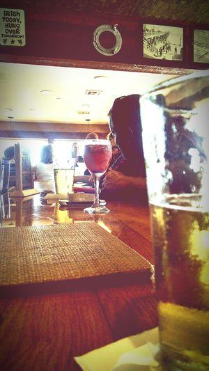 Andtheykeeponrollin' Last Drink, I Promise Beer Great Atmosphere Throw Back