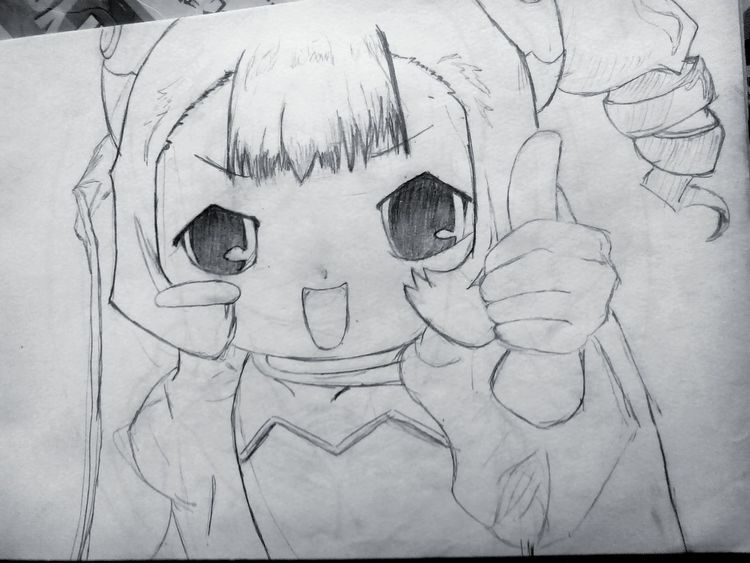 Drawing ✏ Cartoon Pic Painting Art