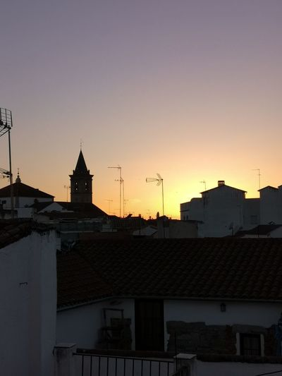 Atardecer Cordoba Spain My Best Photo Politics And Government City Cityscape Golf Club Sunset King - Royal Person Business Finance And Industry Urban Skyline Sky Architecture Tower Clock Tower Historic Skyscraper Bell Tower Skyline Office Building Tall