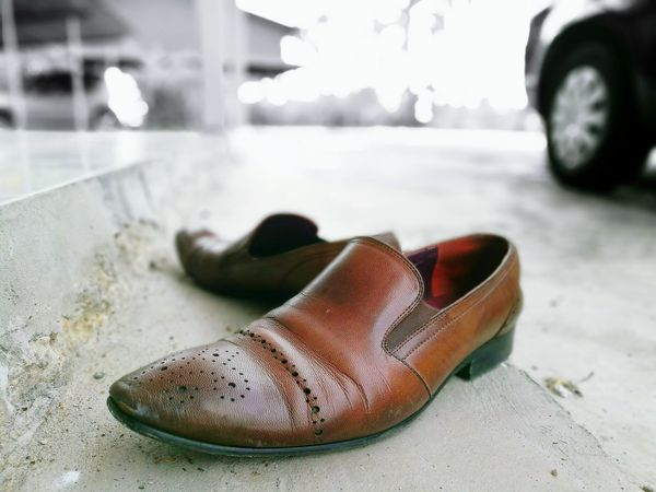 Men Style Men Shoes Shoe First Eyeem Photo Shoe Close-up Pair Abandoned