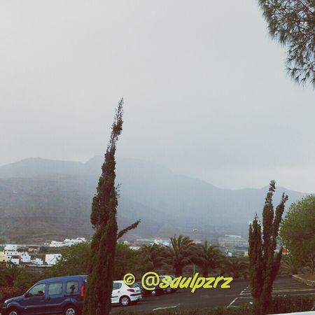 Rain Gáldar Gran Canaria