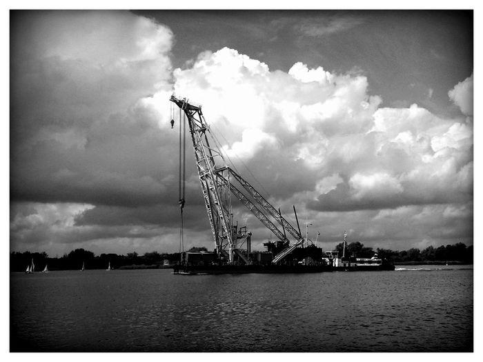 Sailing The Odra