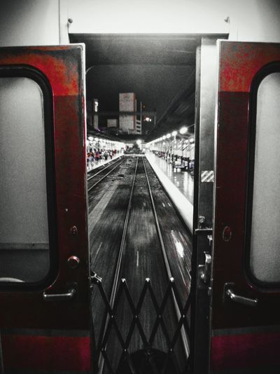 Off to Chiang Mai via overnight train Open Door Leading Lines Train Tracks Carmine Filter Soft Red On A Train Looking Out The Train Door Back Of The Train Moving Train Leadinglines Train Station Train Trainphotography Traintracks Bangkok Train Station Overnight Train Long Journey Ahead Carmine Trainstation Train Station Platform Train Station In Black And White Train Station Thailand Train Station Bangkok EyeEm Thailand Showcase August
