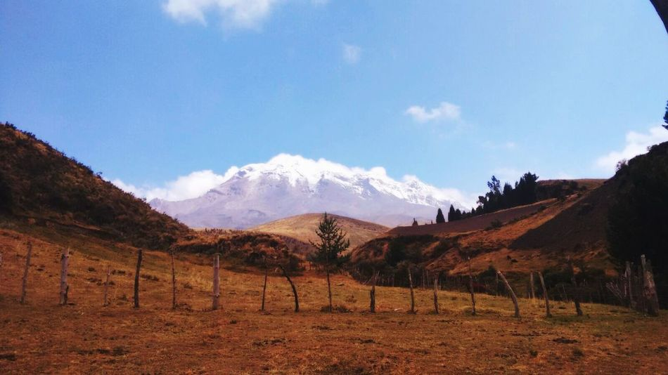 Ecuador♥ Paisaje Natural Perfect Postales All You Need Is Ecuador Traveling Cityscapes