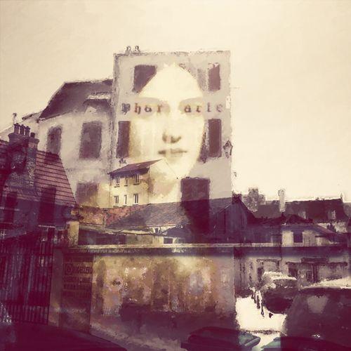 NEM Painterly NEM memories NEM Architecture Paris (null) People And Art NEM GoodKarma