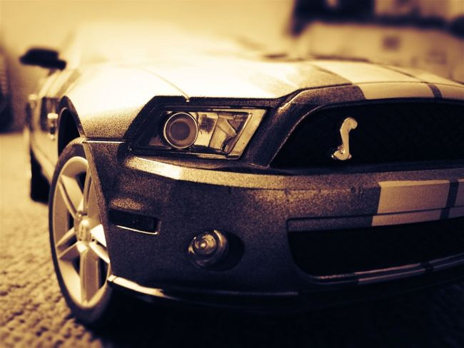 Toys Sepia Muscle Cars Eye4photography