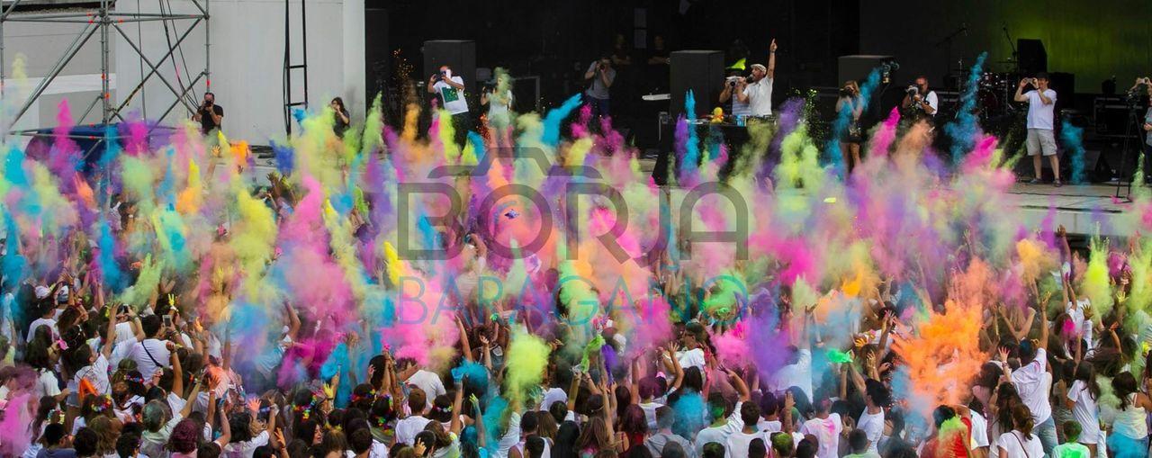 Party Concert Holi Party Festival Music Canon7d