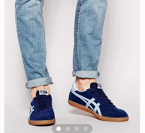 Onitsuka Tiger Tokuten Suede Trainers Shoes By ITag Shoes Fashion Idea