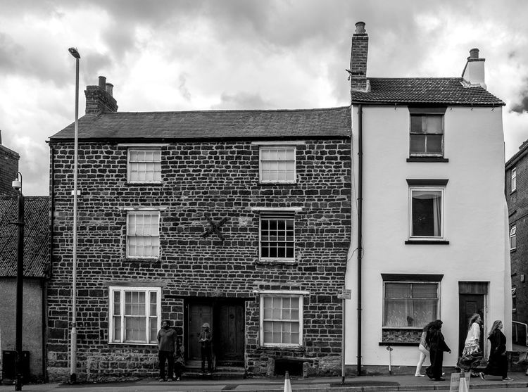 Variety, Broad Green, Wellingborough, Northamptonshire Architecture Black And White FUJIFILM X-T10 Monochrome Wellingborough Northamptonshire
