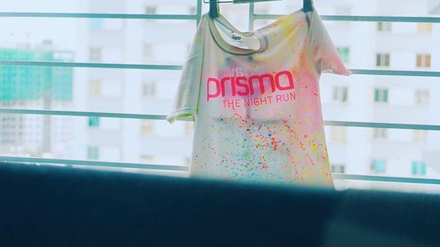 2 years 1 tshirt 😅 Prismarun Prismarun2015