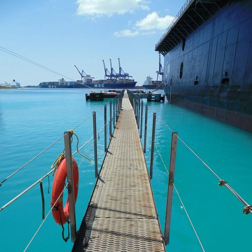 pasarela bahamera Photos Around You Ship MarinaMercante Venezuela Bahamas Freeport