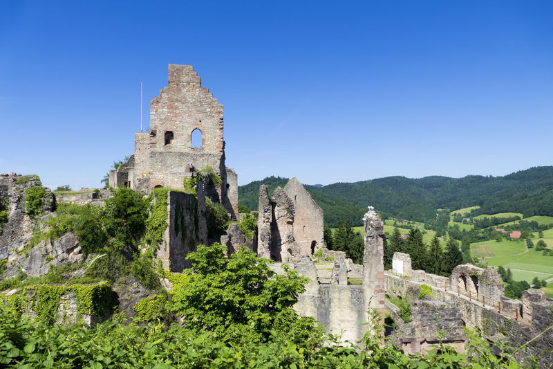 Wall Emmendingen Hochburg Old Stone History Ruin Germany Sky Sunny Idyllic Pictorial Summer Architecture Up Ancient Structure High Clear Mountain Landmark Protection Famous Place Monument Tall Medieval Dusk Middle Castle Built Fort Fortification Baden Building Tourist Outdoors Nobody