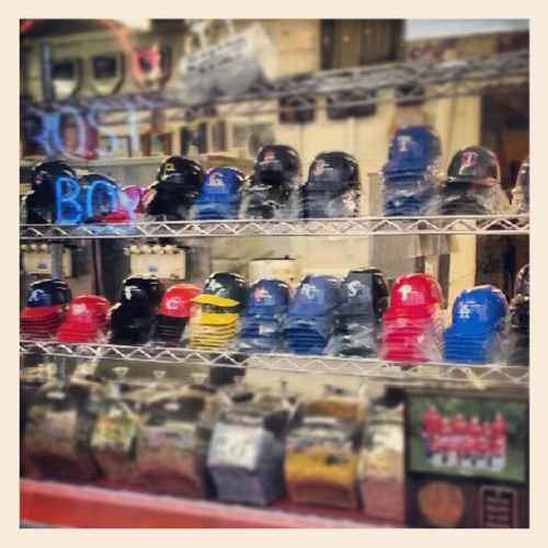 I want my sundae in a mini baseball helmet! Baseball Icecream Eats Frostyboy