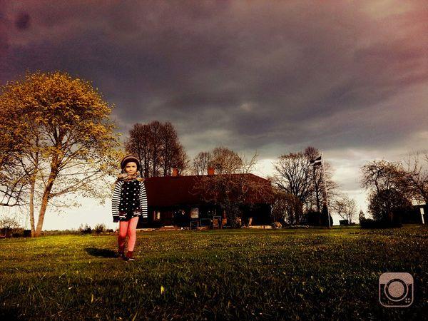 Countryside Latvia Valmiera Childhood Relaxing Ilovemycountry