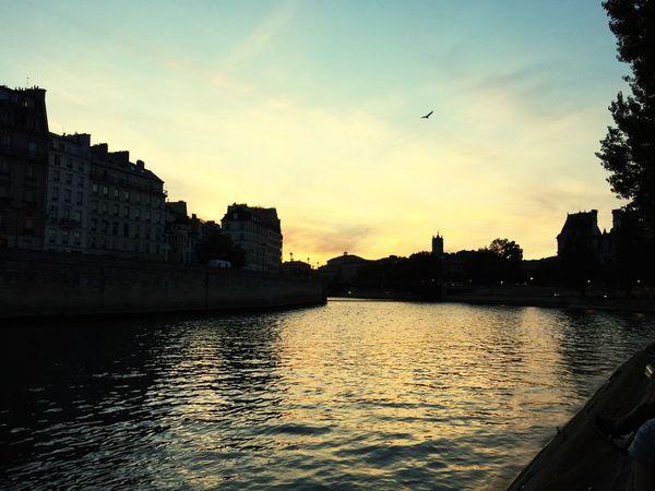 Ile Saint Louis Paris