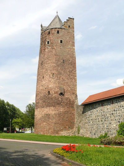 Ancient Ancient Civilization Architecture Building Building Exterior Built Structure Castle Church City Famous Place Fritzlar Grauer Turm Hessen Historic History International Landmark Old Ruin Outdoors Religion Stadtmauer The Past Tower Wehrmauer Wehrturm