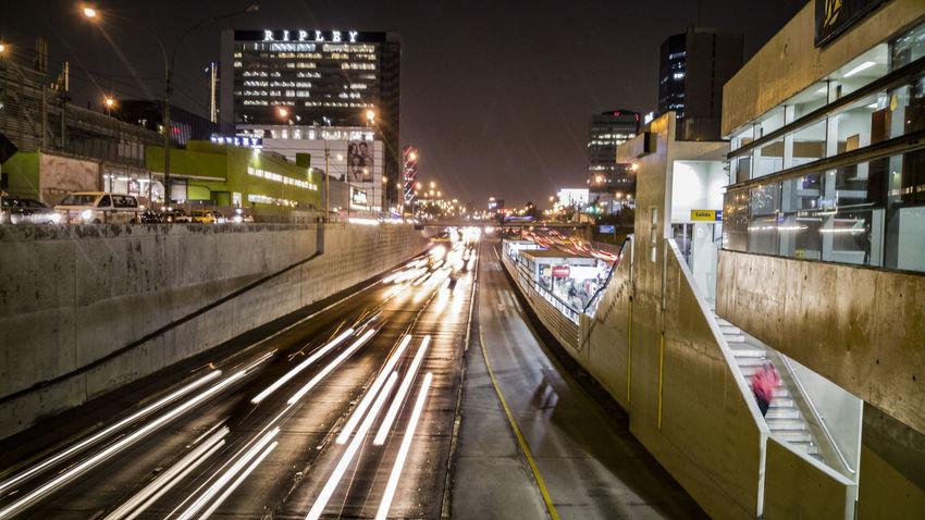 EyeEm Selects Urbanphotography Illuminated Exposure Night Transportation Public Transportation City Outdoors No People