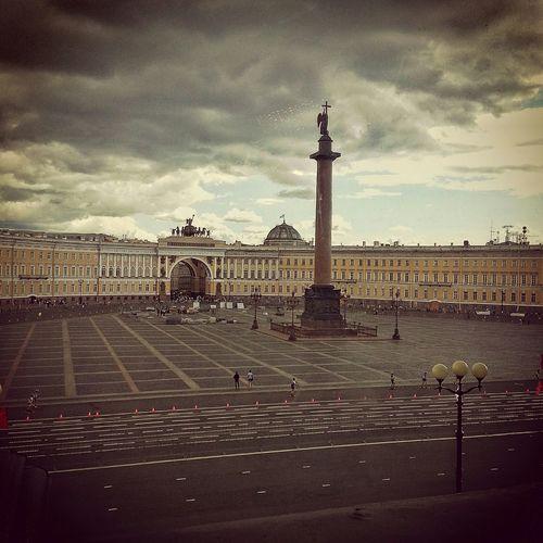 Spent two weeks in Russia Saint Petersburg