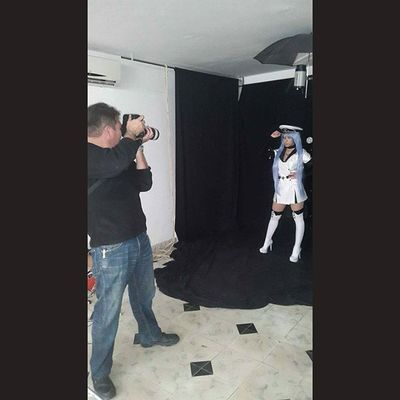 @breenditz @mrojano Canon Canon_official 5dmarkll Mimexico Tdt Rocafografia Fotografo Modelo Mujer Bella Sesion Cosplay Estudio Foto