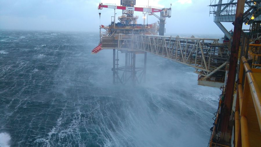 Construction Industry High See offshore