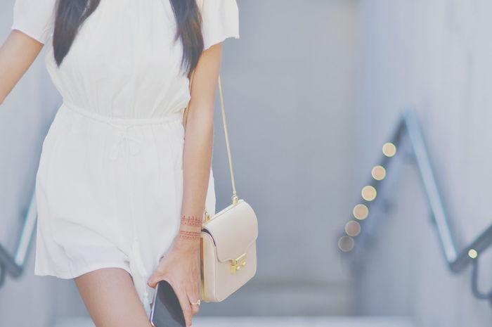 Ootd Bag Dress