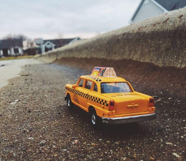 Take me to the Waldorf Eye4photography  EyeEmBestPics EyeEm Best Shots EyeEm Street Taxi Toys
