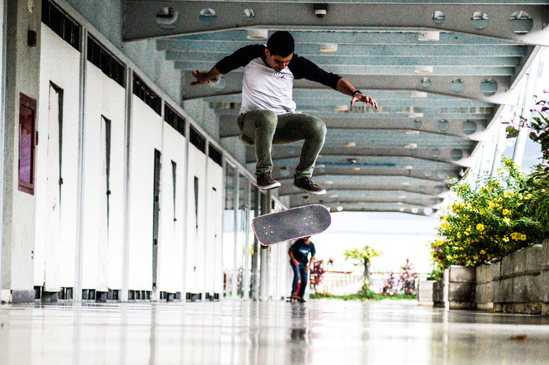 Kick your flips Skateboarding Skateboard Skate Skater Boy Outdoors Lifestyles Photography