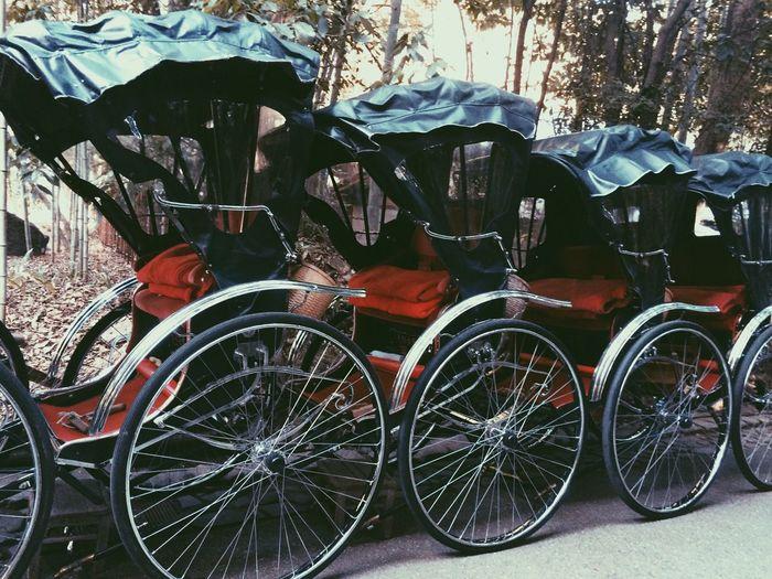 Holiday Taking Photos Enjoying Life Kyoto,japan Enjoying Kyoto Saga-Arashiyama Rickshaw