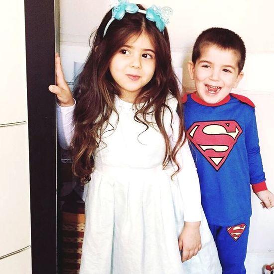 Superman Princess Supermandprincess Childhood Loveislove Lovekids