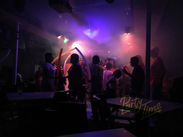 Nightlife Arts Culture And Entertainment Music Performance Night Audience Large Group Of People Stage - Performance Space Dj Popular Music Concert Illuminated Nightclub Fun Spectator Indoors  Occupation Event Crowd Real People Enjoyment