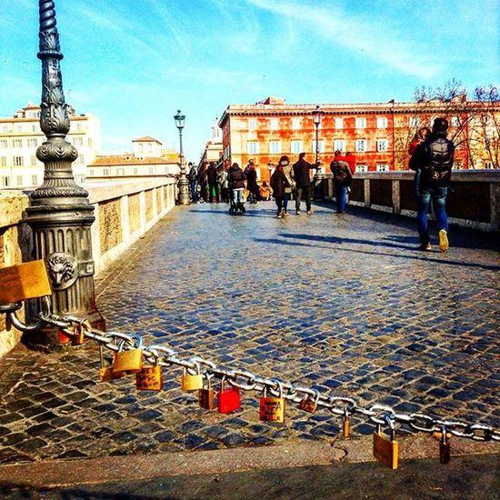 Ponte Sisto Roma Rome Passeggiata Walk Walking Pontesisto