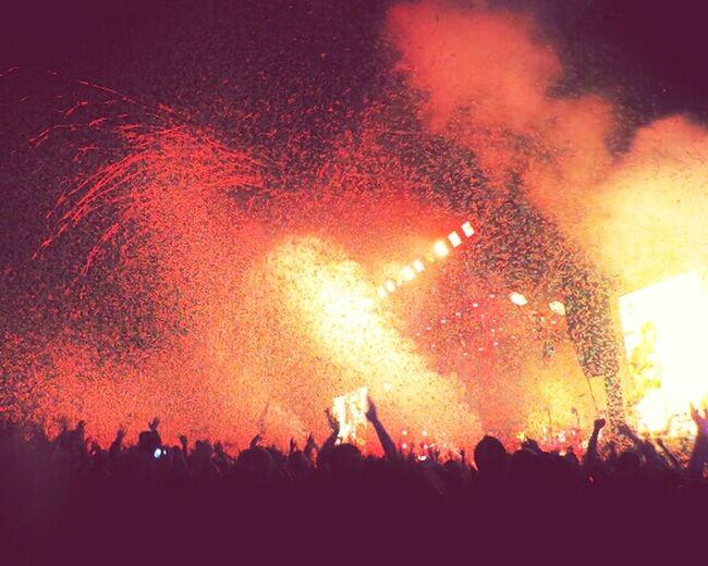 Celebrate Love . Arcade Fire Svmf