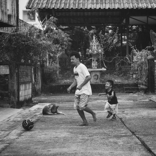 I saw myself. Daejahvu, In The Moment Blackandwhite Photography Enjoying Life Hello World Flashback Smile Soccer