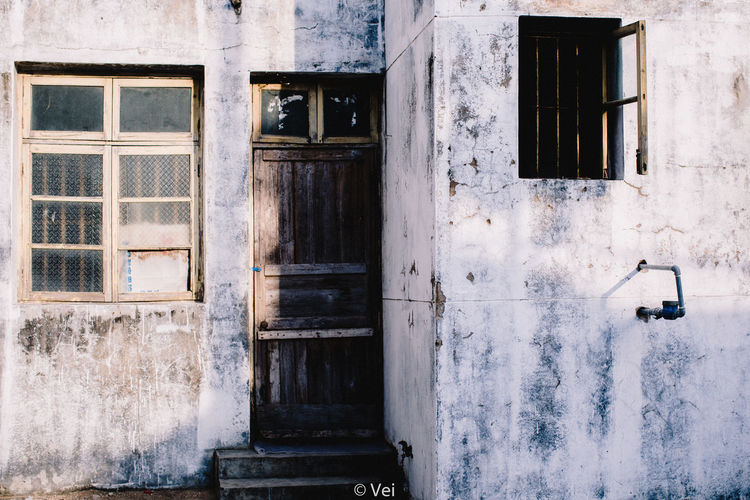 Window Door Architecture Built Structure Building Exterior Day No People Outdoors