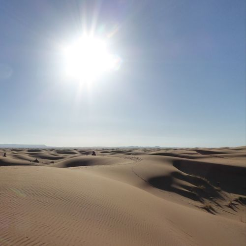 Loneliness Deserted Places Morroc Deserts Around The World Morrocco