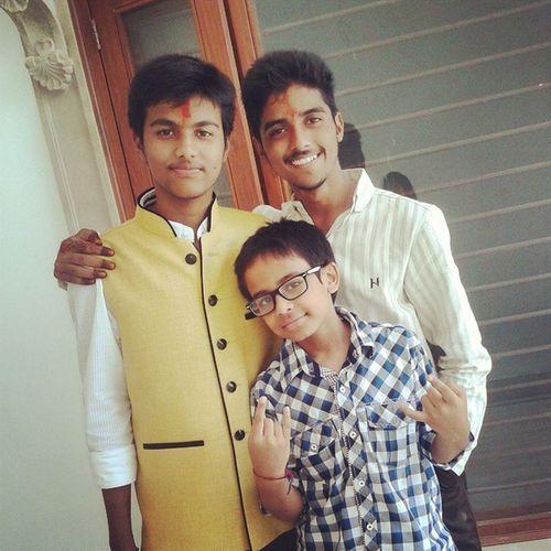 Bad Boys .! :D :p :* Nangal Brothers Awesome Fun