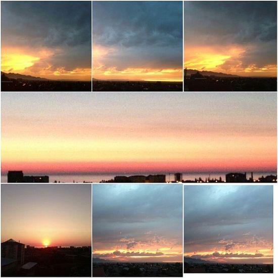 Мне эти фото прислала @khadija_gm месяца 2 назад, я очень люблю закат, вот решил выложить эти фото, спасибо Хадижа за фото. ассцадаькхансурт немоефото бублик хадижа спасибозафотохадижа